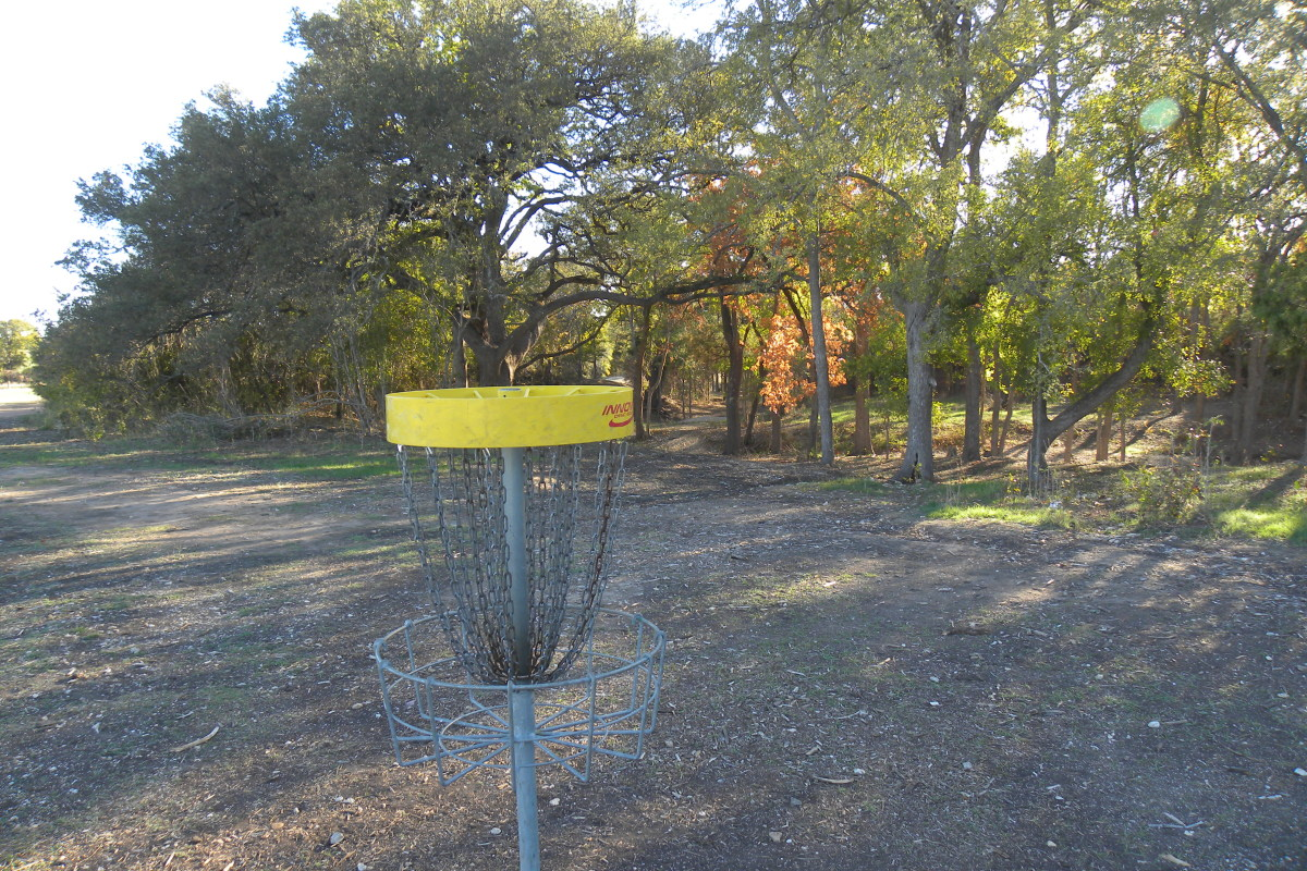 Brushy Creek Sports Park 9 Hole Disc Golf Course - Cedar Park TX