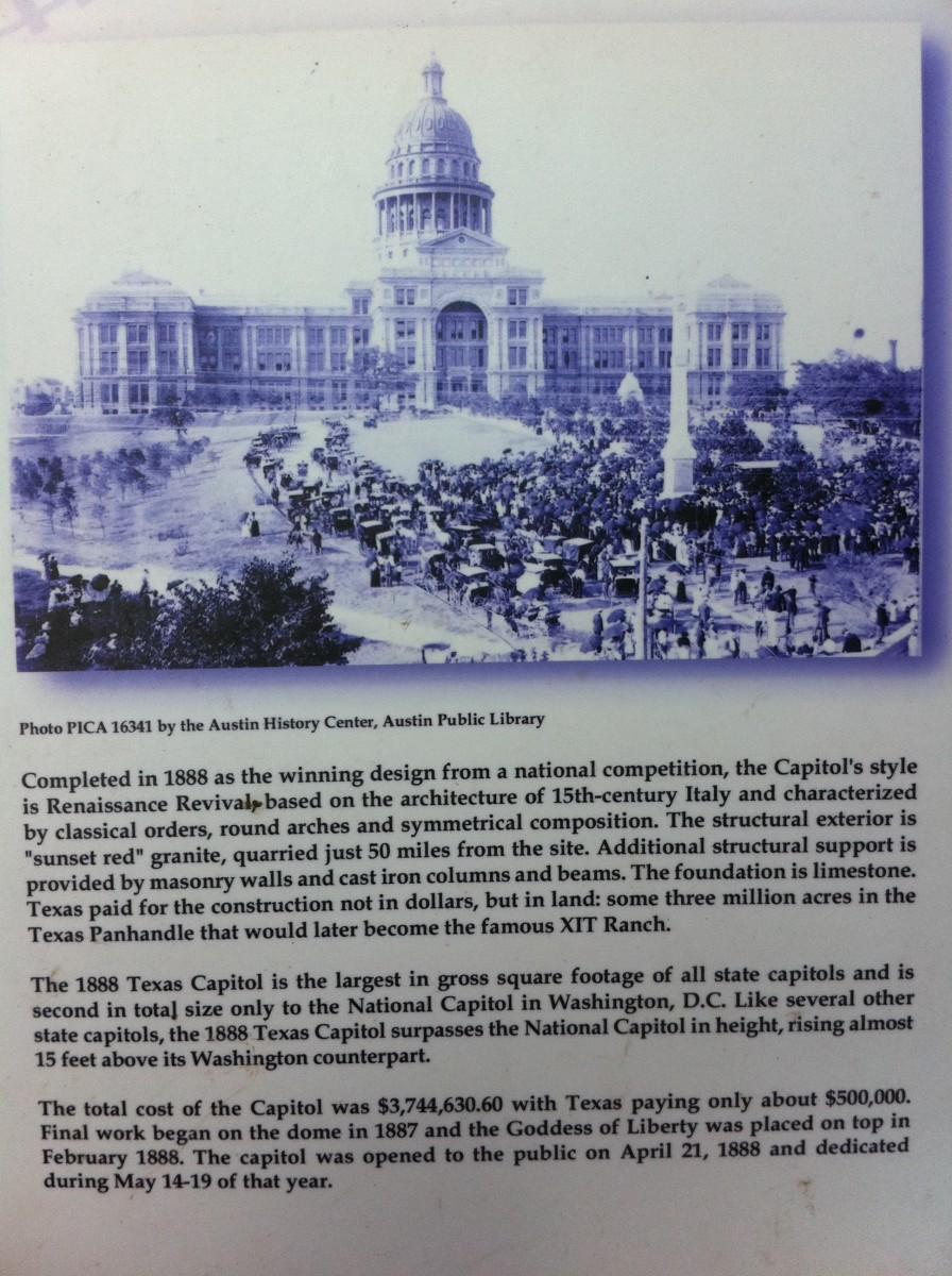 The Railroad History at Brushy Creek Park - Cedar Park TX