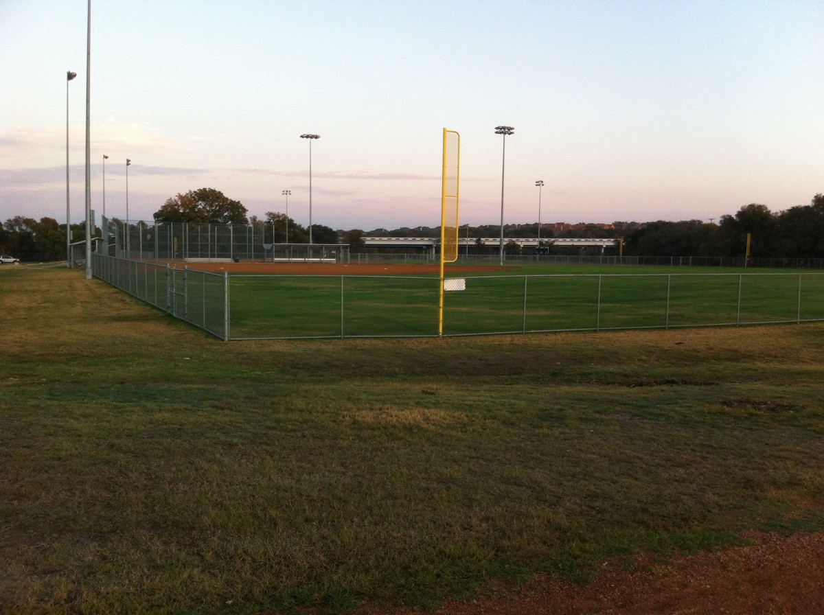 Brushy Creek Sports Park Baseball and Softball Fields  - Cedar Park TX