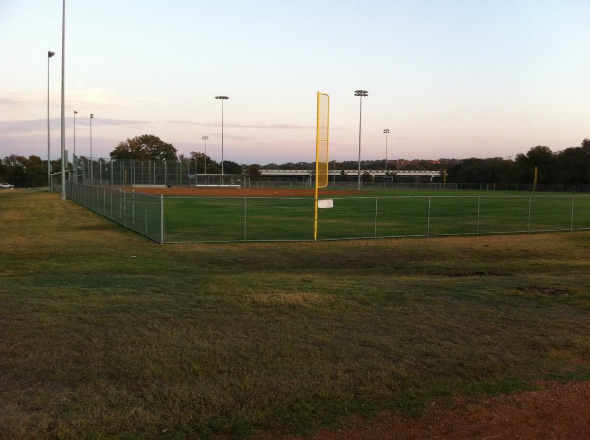 Brushy Creek Sports Park Baseball and Softball Fields  - Cedar Park TX