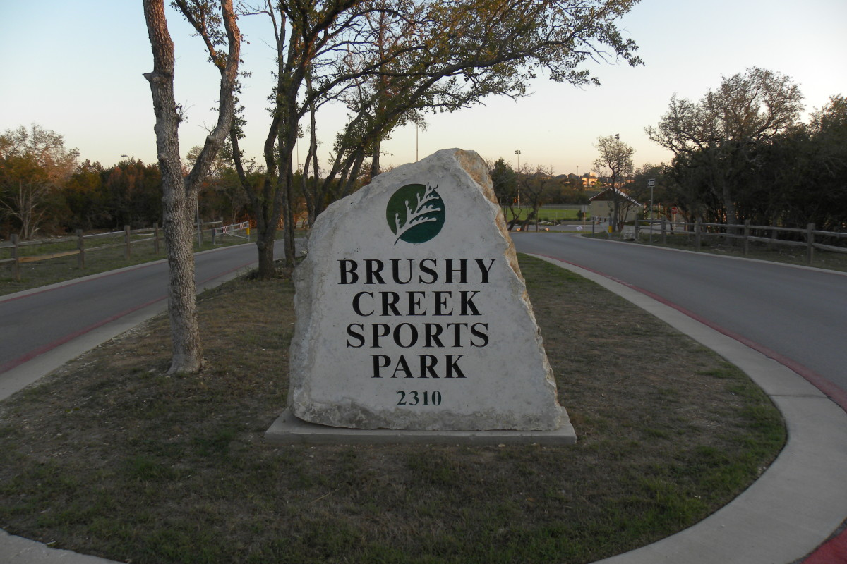 Brushy Creek Sports Park - Cedar Park TX