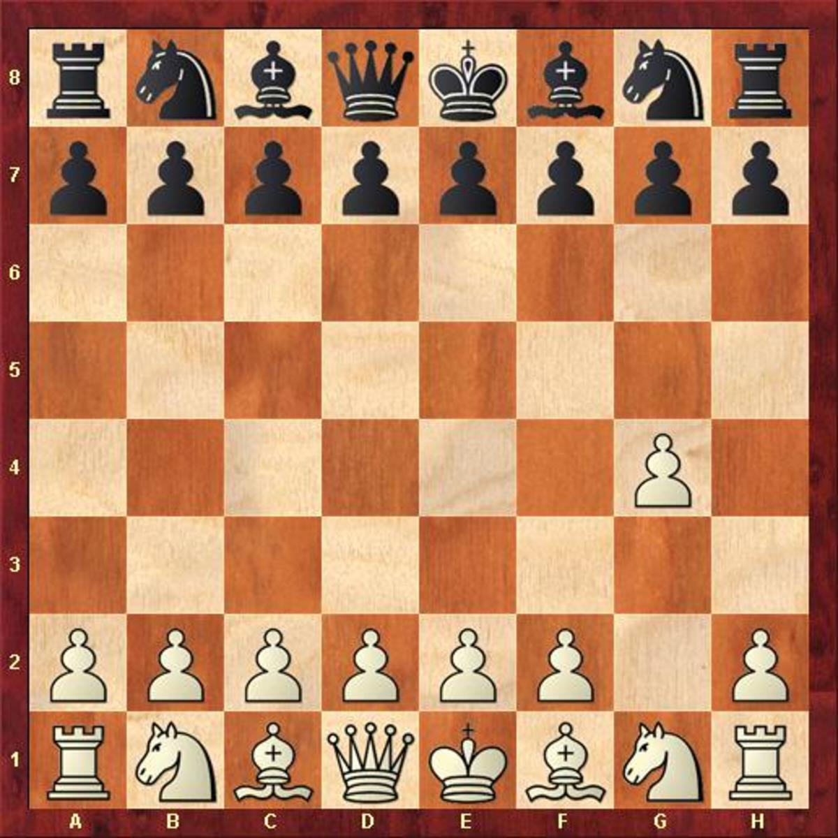 Chess Tactics in the Grob