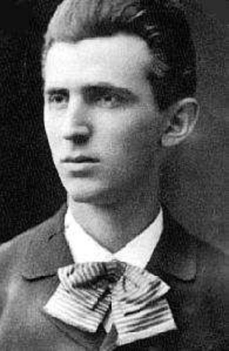 Tesla at 23 - 1879
