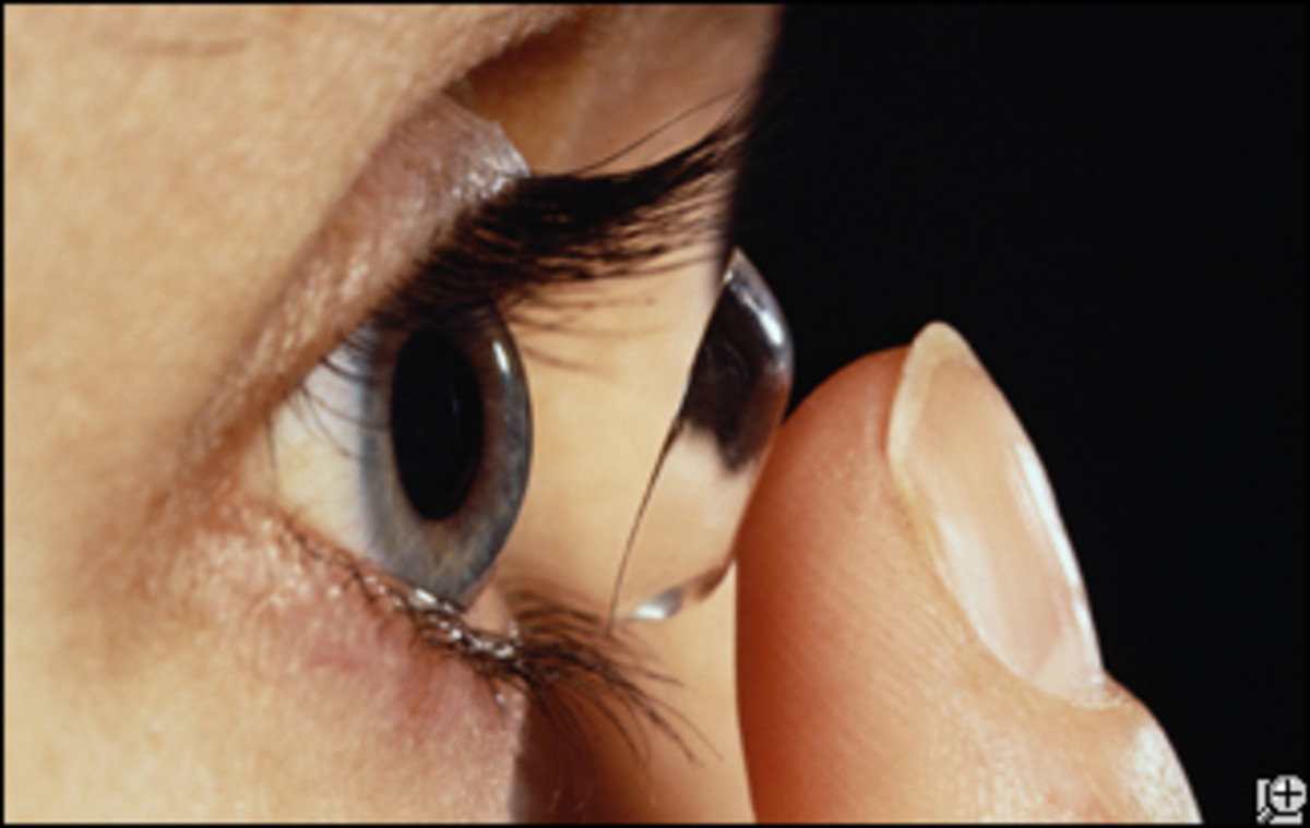 Tips on How to Remove Contact Lenses - Daily Lens Care