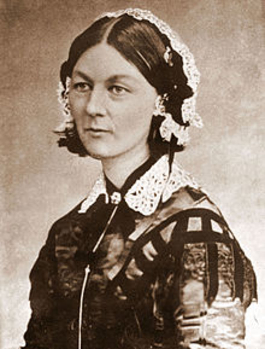 Florence Nightingale - Victorian Feminist and Medical Reformist
