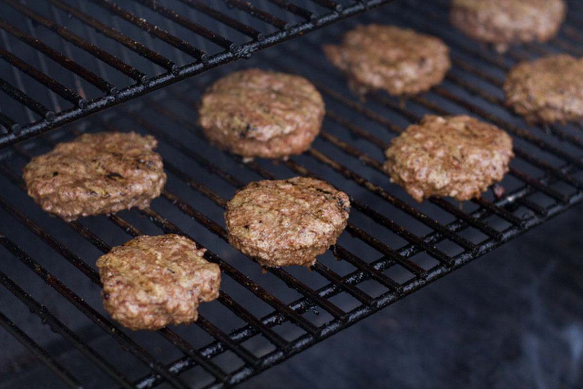 Hamburger Heaven- 46 Great Burger Ideas from Rachael Ray