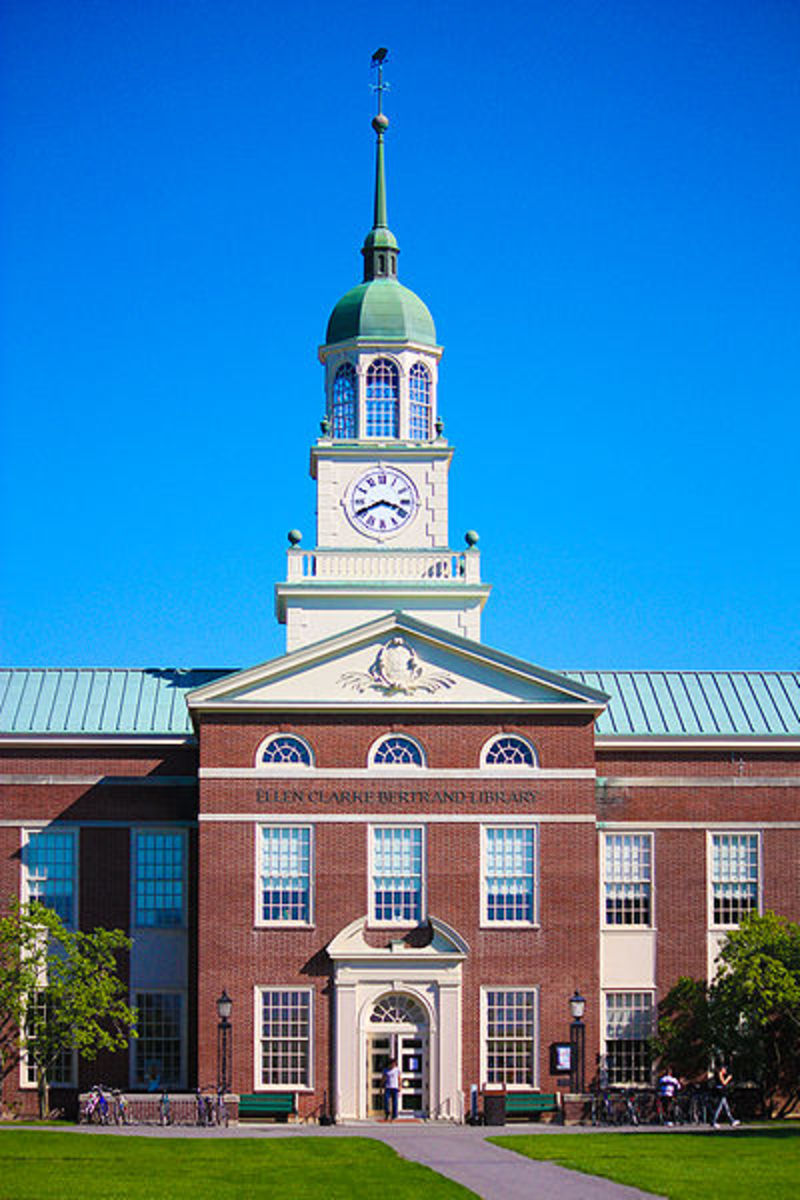 Bucknell University rests in the victorian-themed town of Lewisburg, Pennsylvania.