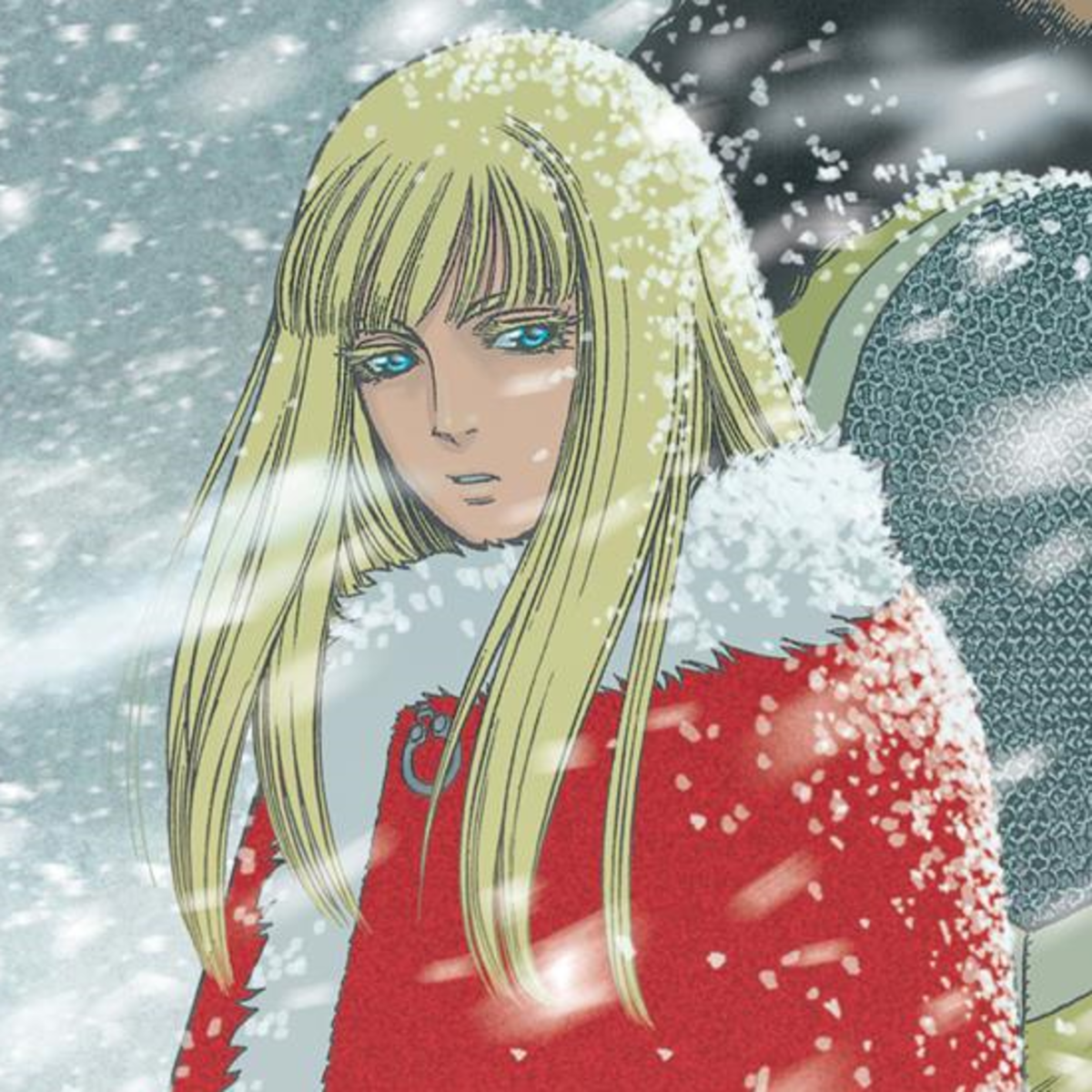 Canute from Vinland Saga