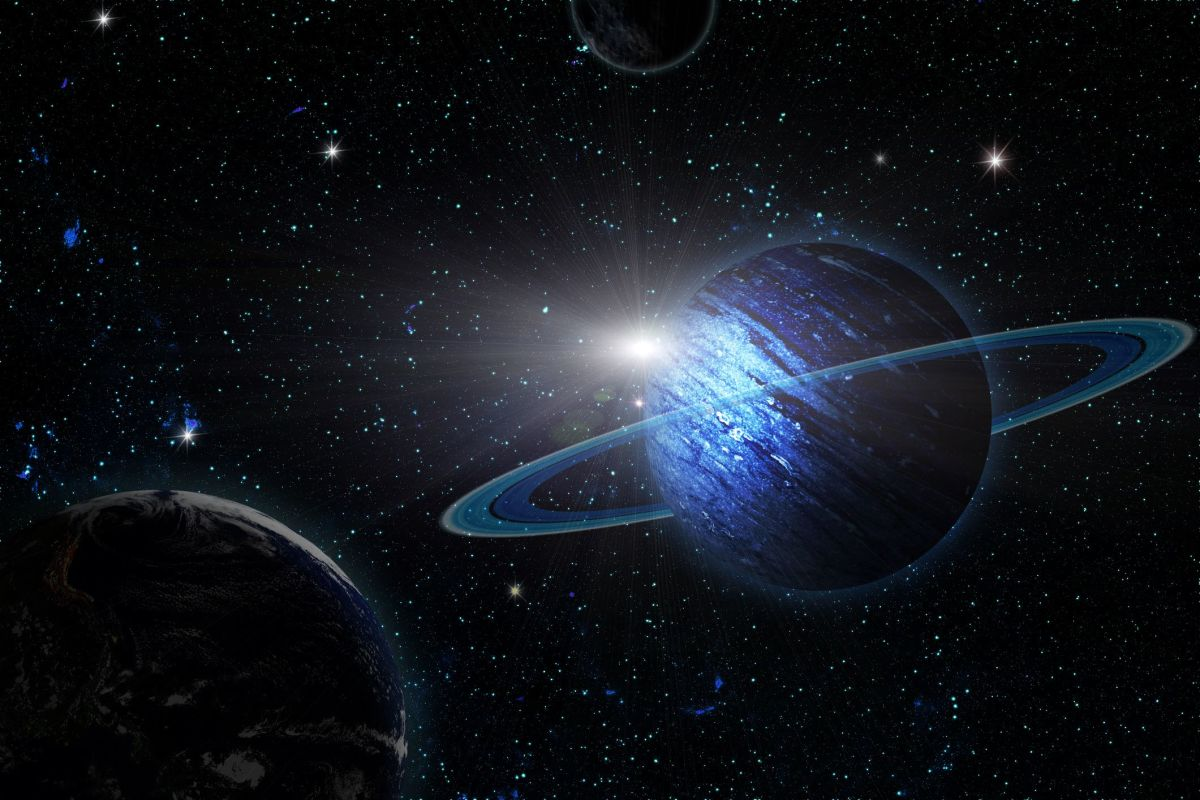 Kid Reign and Poetry: A Cinquain Voyage through Uranus