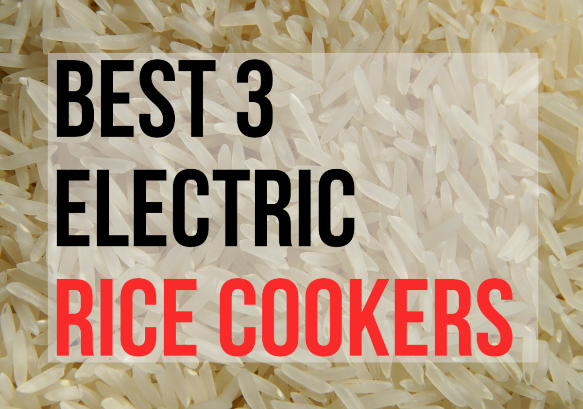3 Best Rice Cookers of 2020