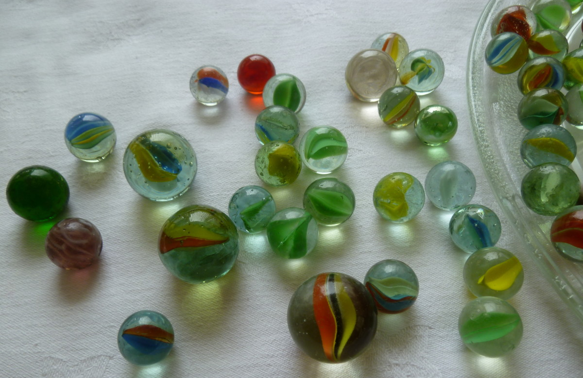 marbles, marbles, marbles