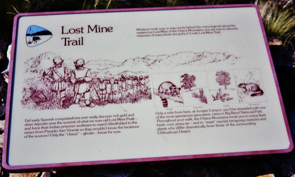 Lost Mine Trail