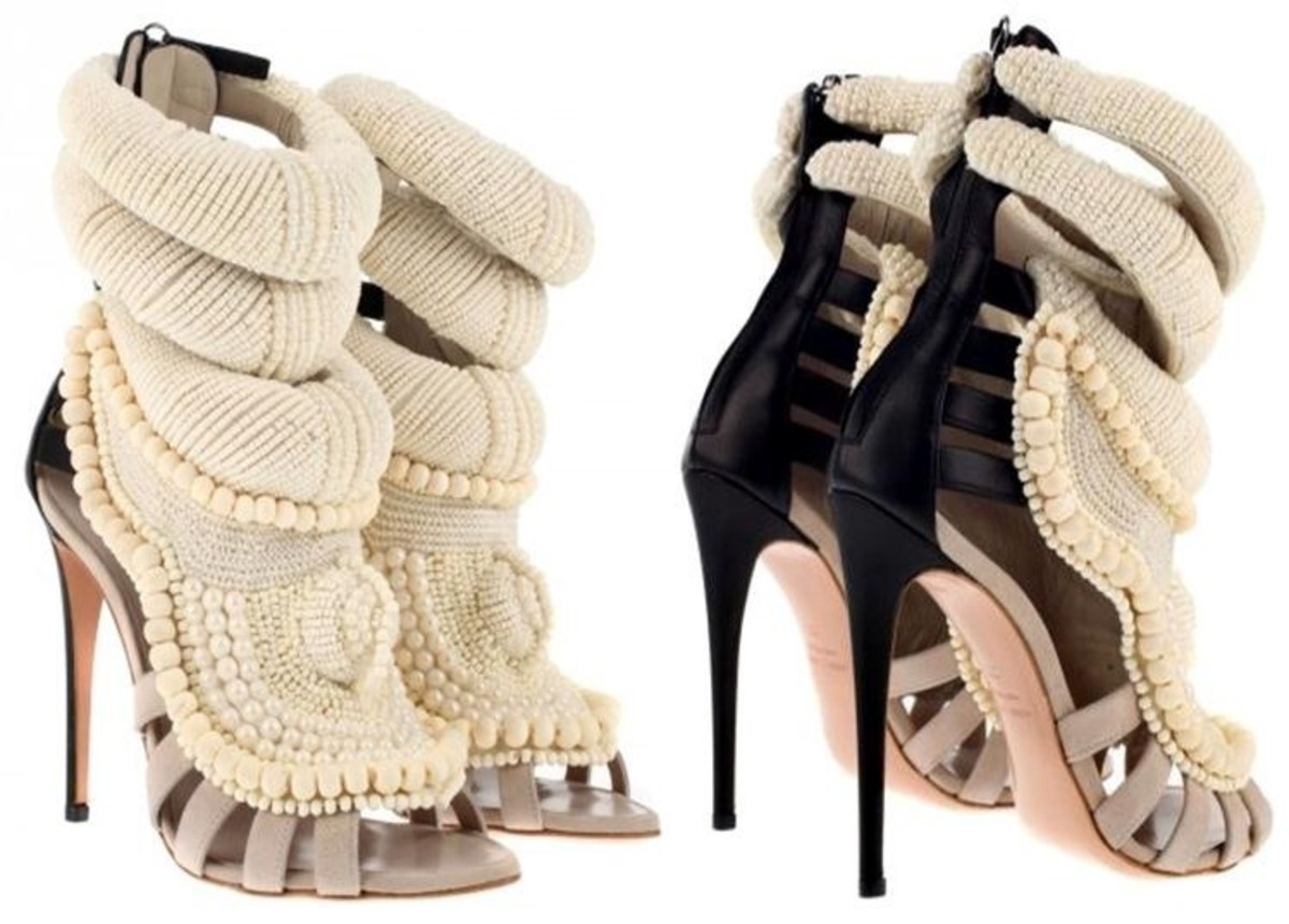 Top Women's Shoe Designers Zanotti