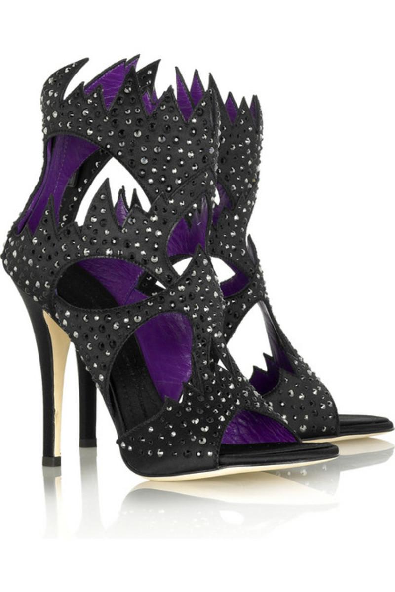 Giuseppe Zanotti Top Women's Shoe Designers