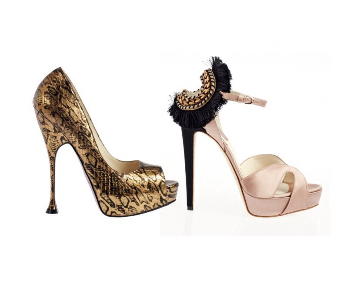 Top Women's Shoe Designers Brian Atwood