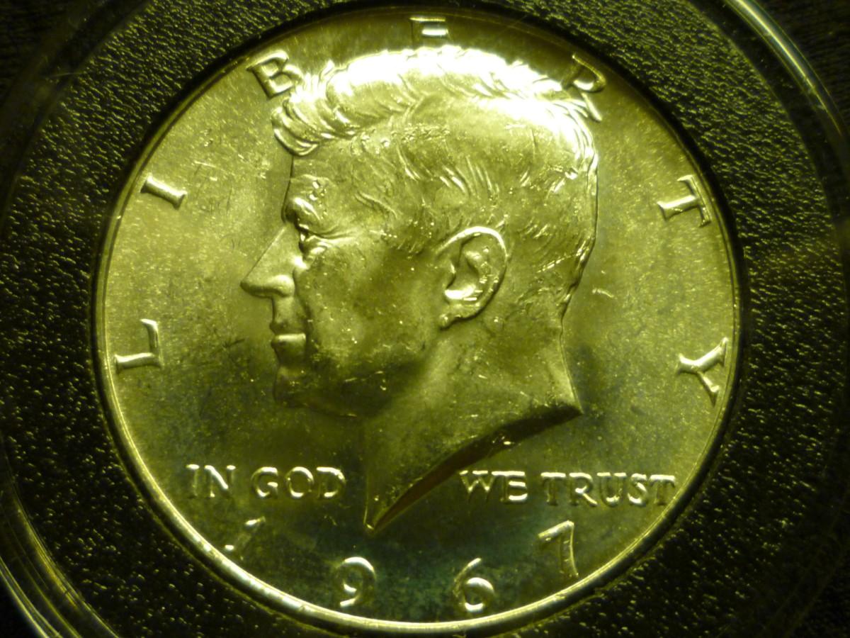 Value of Kennedy Half Dollars
