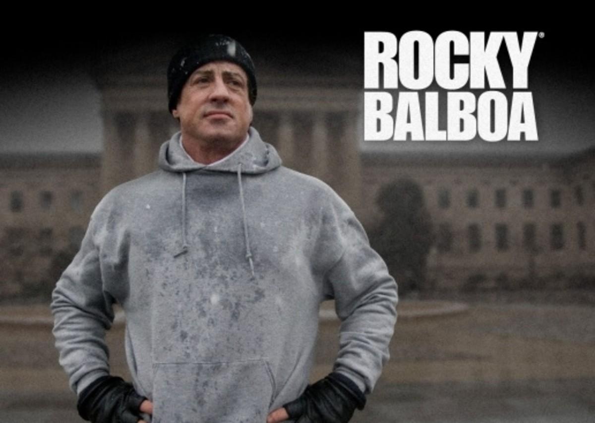 Sylvester Stallone in Rocky Balboa (2006)