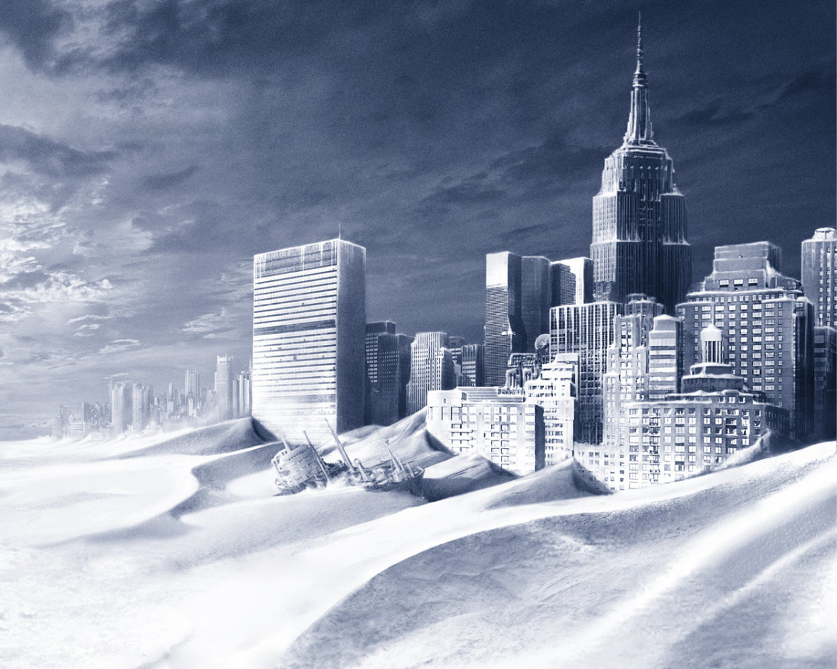 Image from The Day After Tomorrow