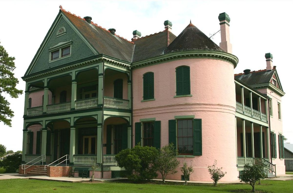 Brief History of Southdown Plantation Home and Museum in Houma, Louisiana
