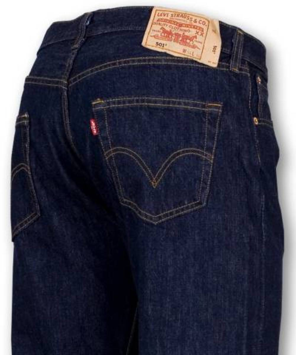 Style Guide For Men's Levis Jeans