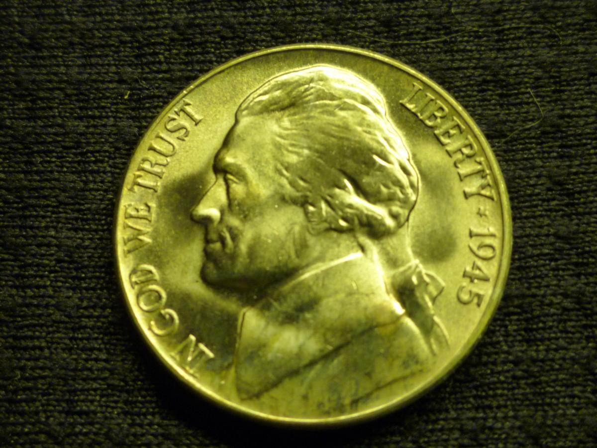Value of Jefferson Nickels