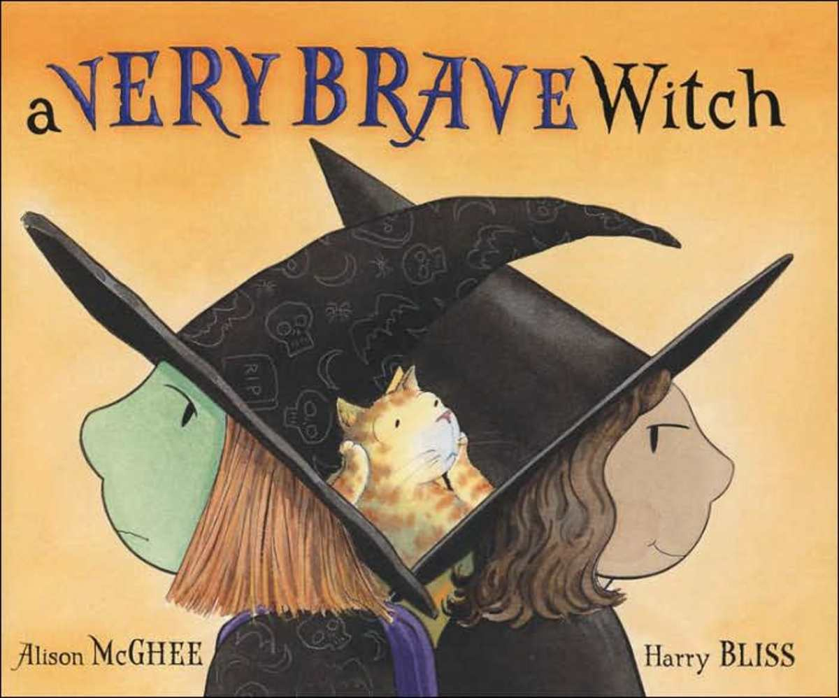 A Very Brave Witch by