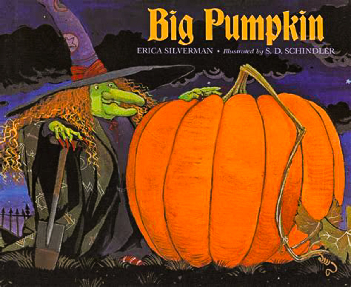 Big Pumpkin by Linda Silverman