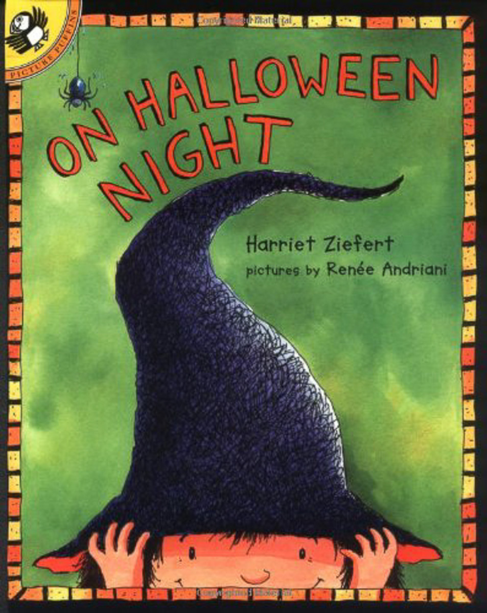 On Halloween Night