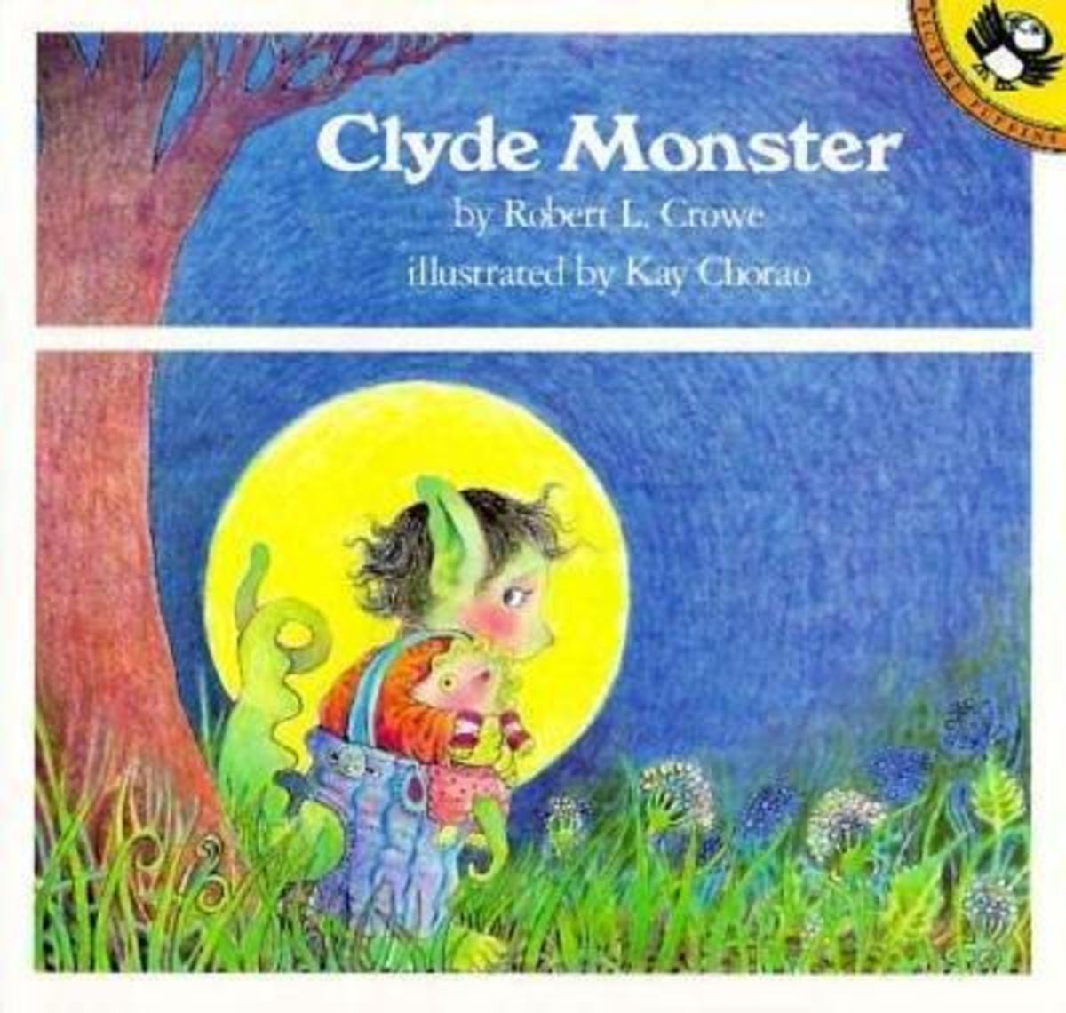 Clyde Monster