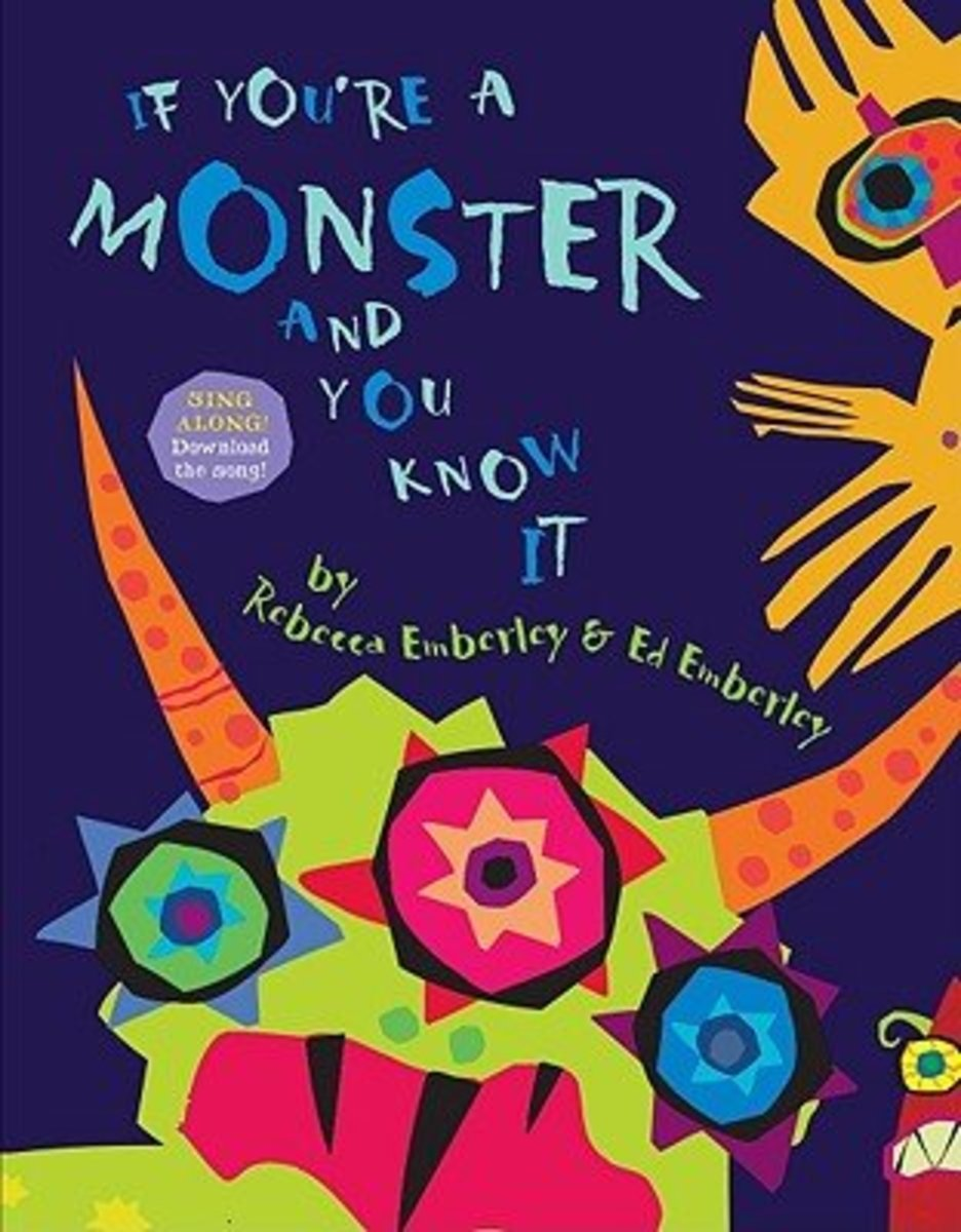 If You're a Monster and You Know It by Ed Emberly is one of several monster-themed children's books in this article about (not too scary) and sometimes even loveable monsters in children's literature.