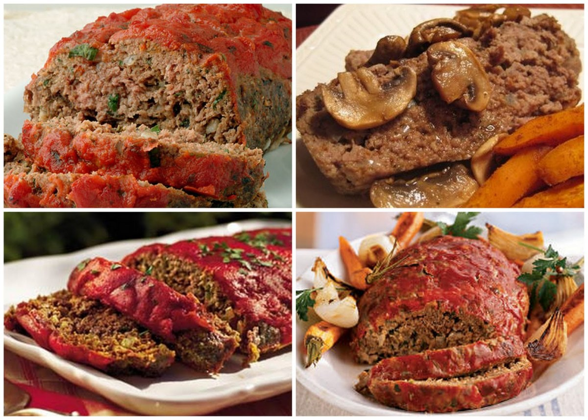 Meatloaf Is So Delicious and here is a Great Meatloaf Recipe.