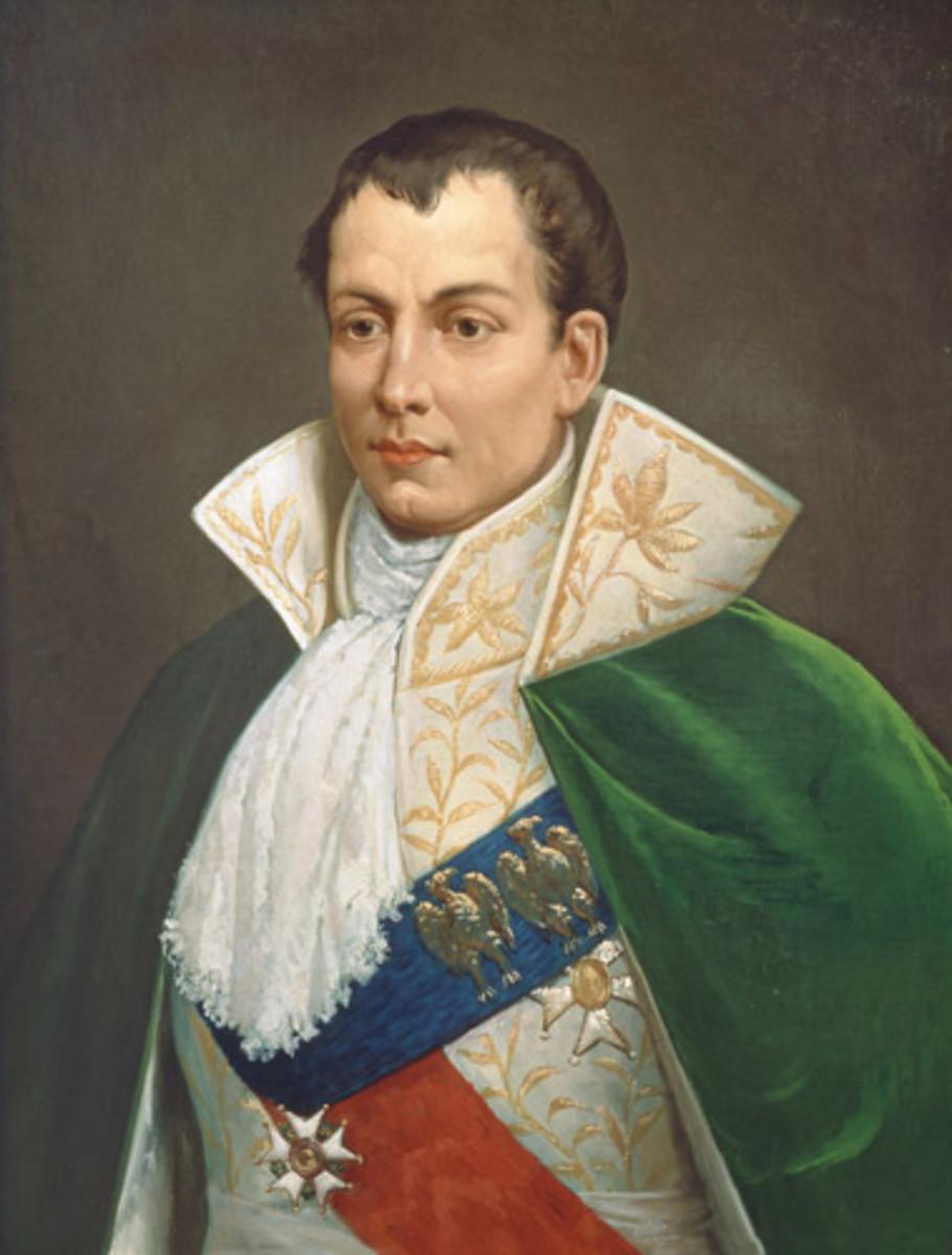 Joseph Bonaparte as King of Spain