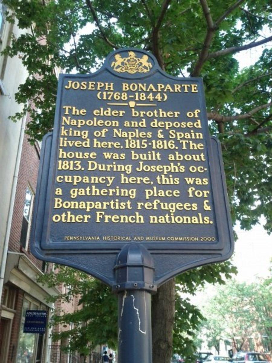 Philadelphia Marker