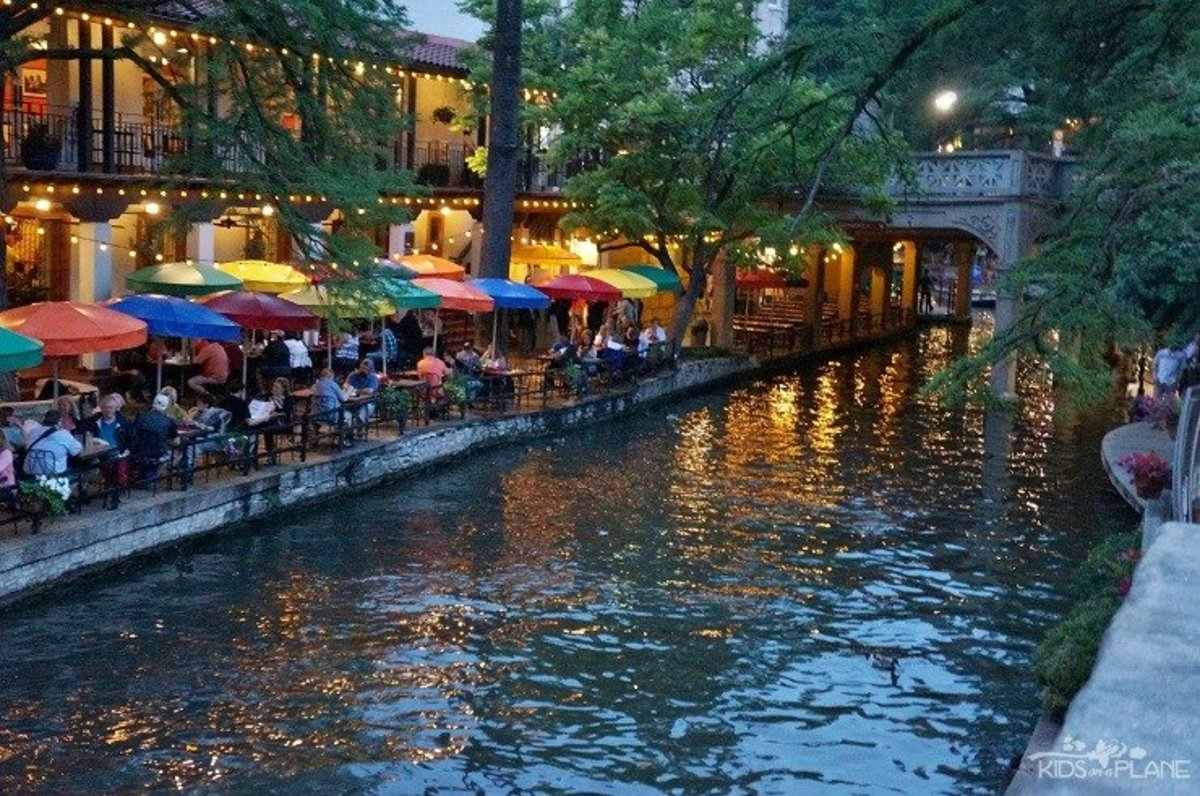 San Antonio, Texas - The River Walk