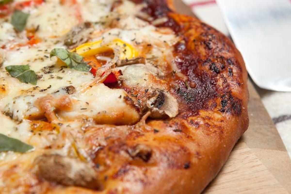 The Perfect Fluffy Pizza Dough Recipe