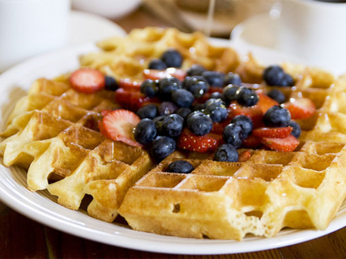 The History of the Waffle