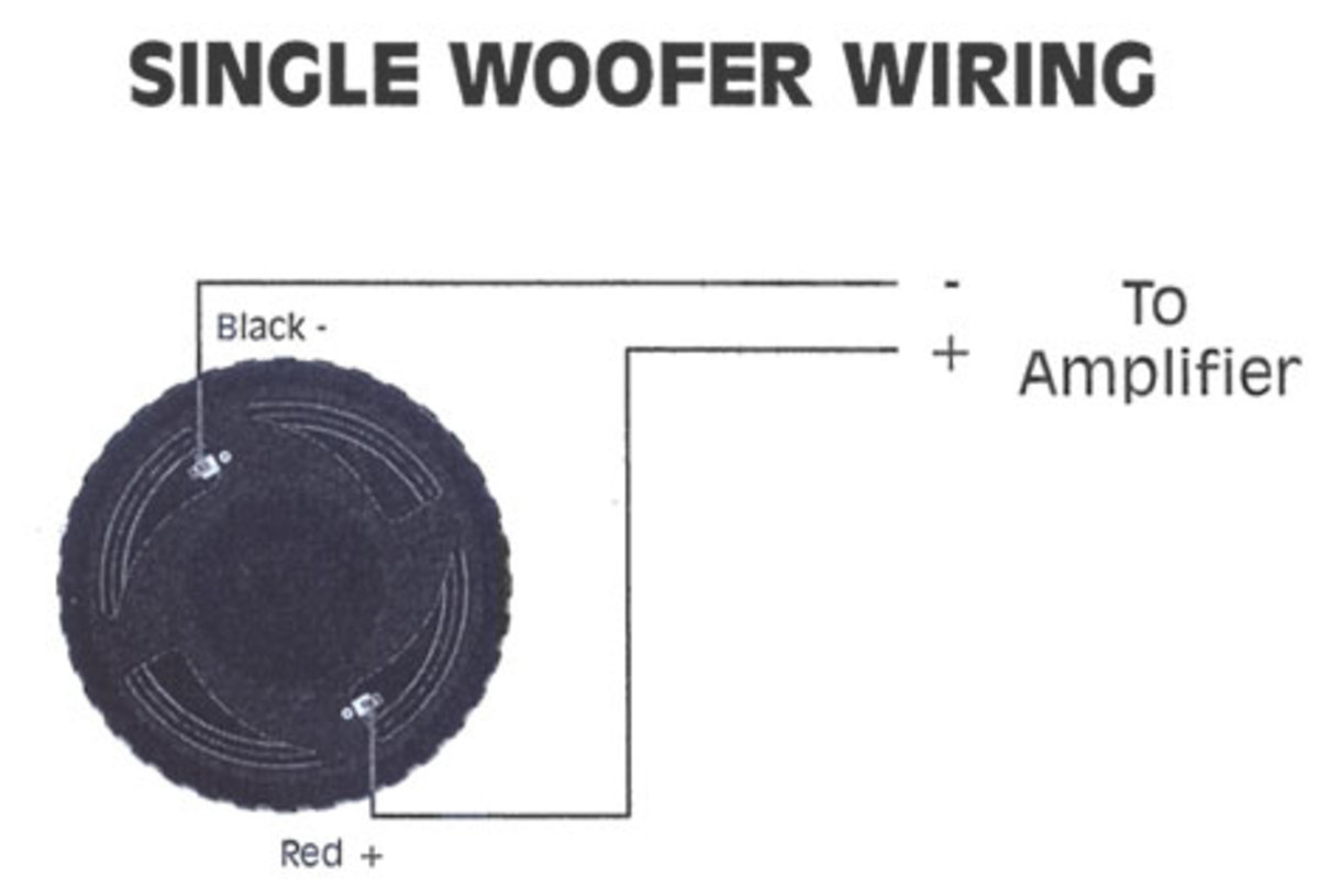 single sub dual voice coil wiring diagram get free image about wiring diagram