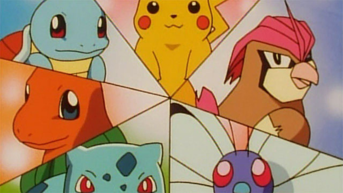 Ash's Kanto team