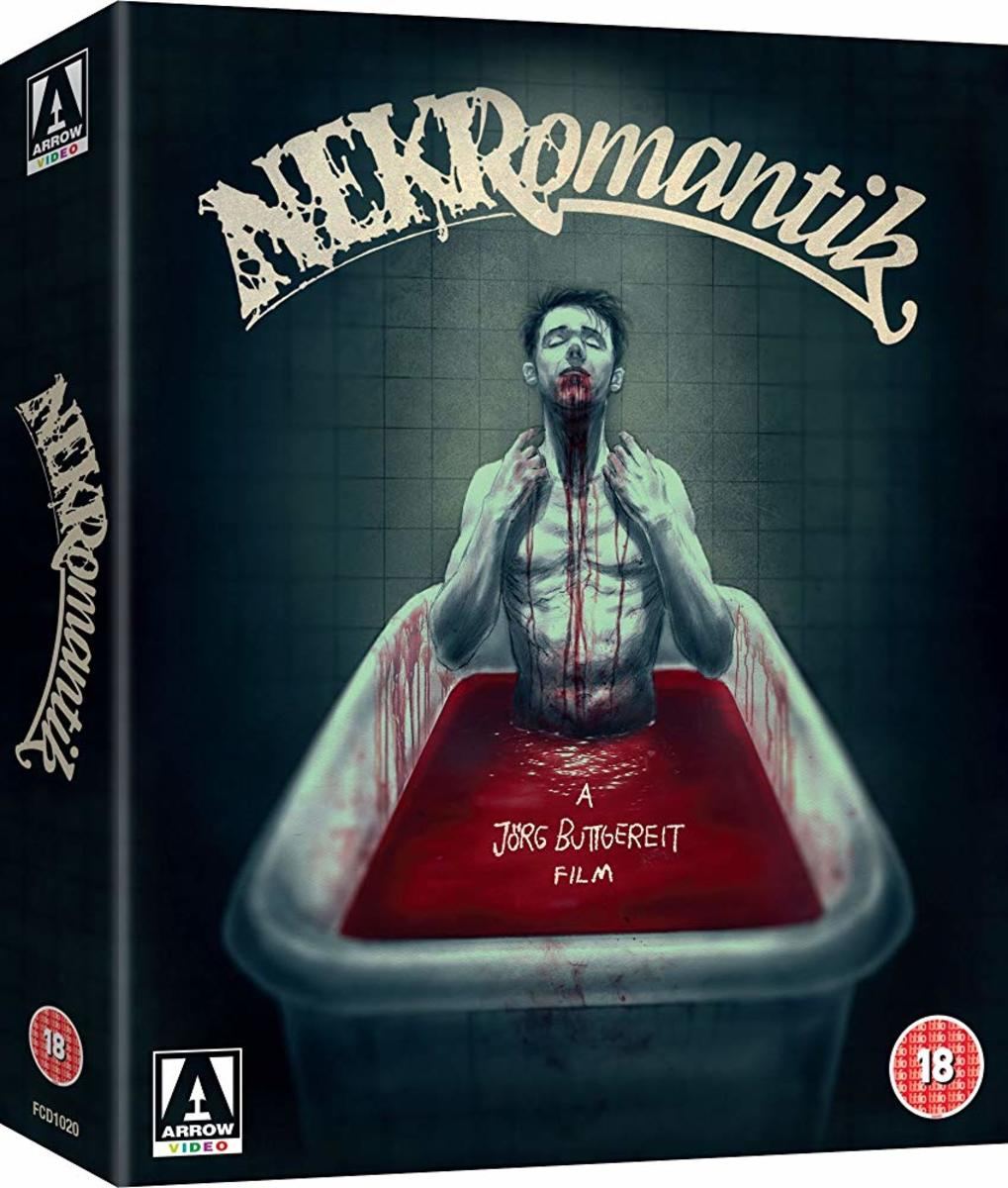 6 Heartwarming Horror Movies Like Nekromantik With 4 out the 5 Commonly Used Vowels (Along With 'y') in its Title.