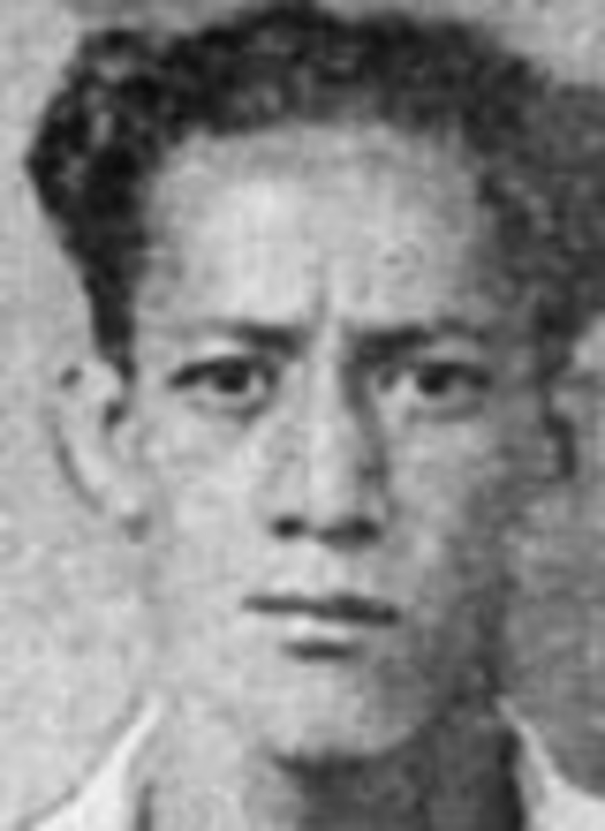 Henry Chang--22 years old