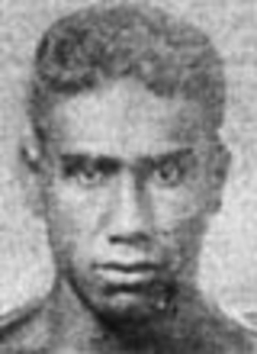 Joe Kahahawai was murdered--20 years old