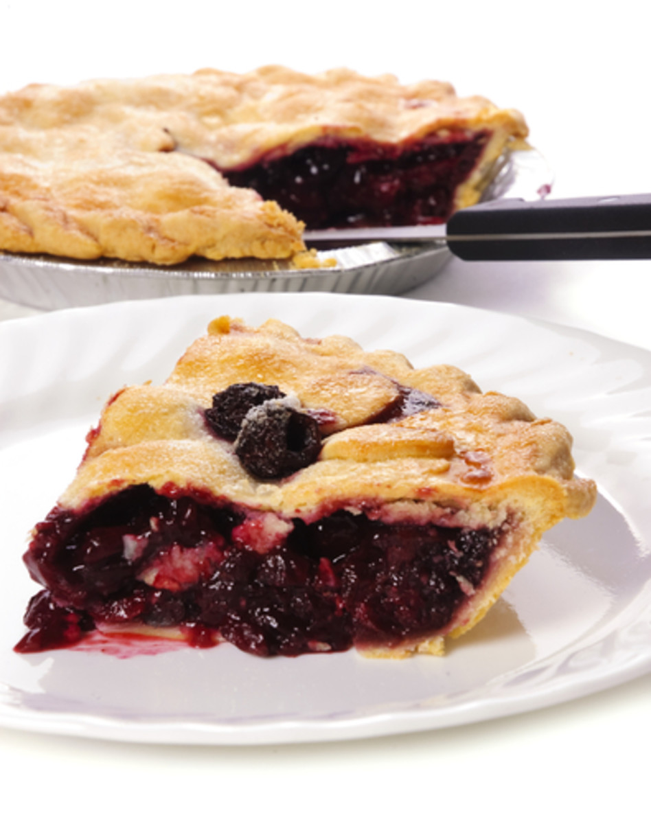 Slice of Cherry Pie Image:  Jeff Banke|Shutterstock.com