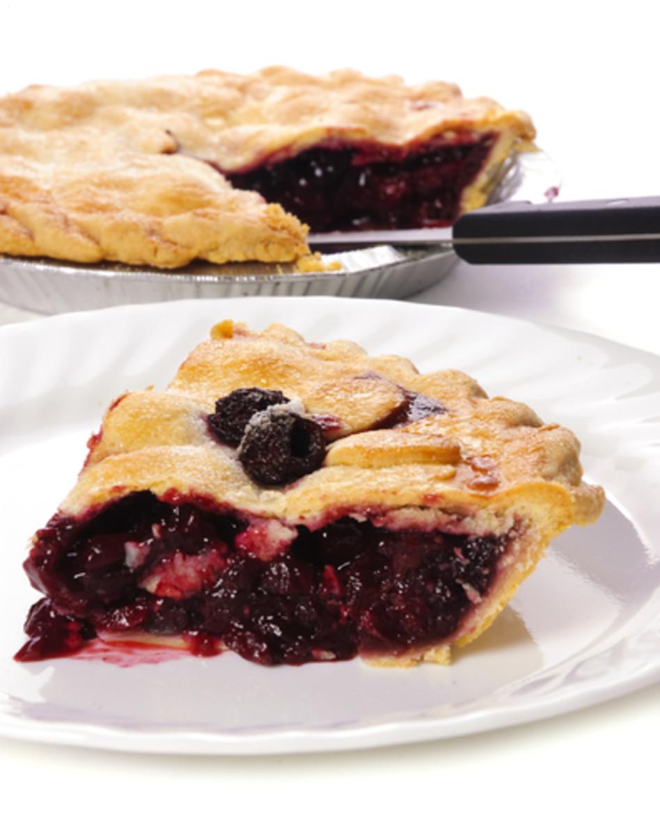 Slice of Cherry Pie Image:  Jeff Banke|Shutterstock.com
