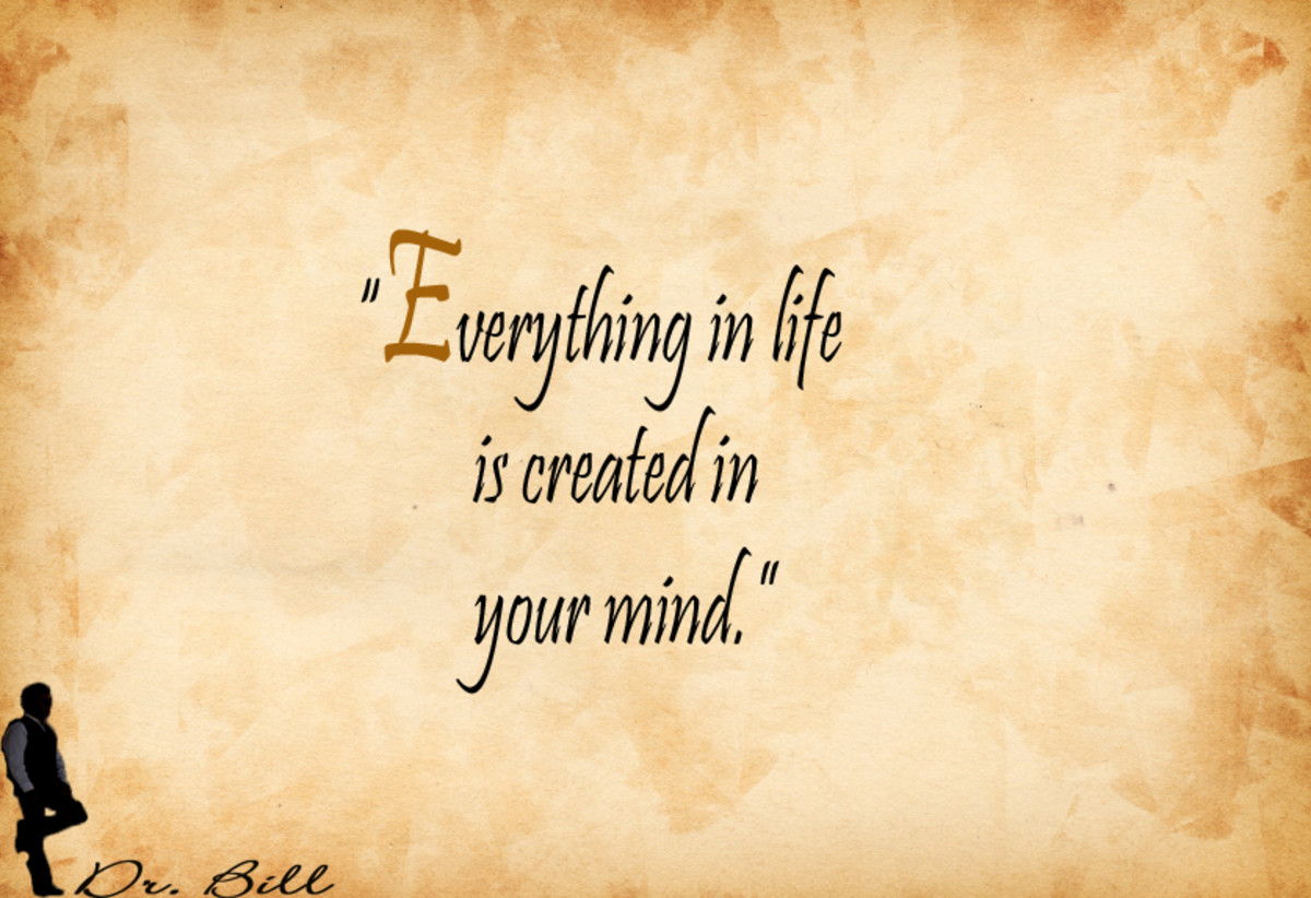 You Mind Directs your Life