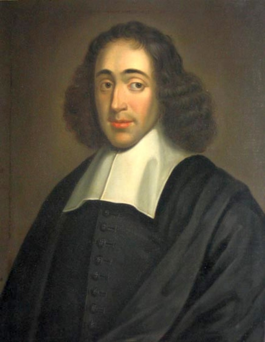 The Key Concepts of the Philosophy of Baruch Spinoza