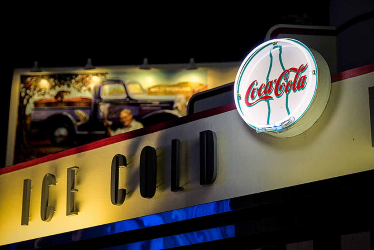 Coke in Central Florida