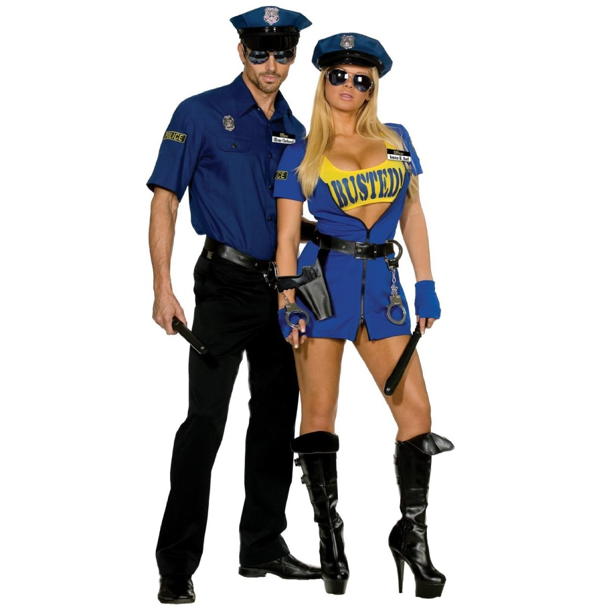 Officers of the Law - Adult Costumes