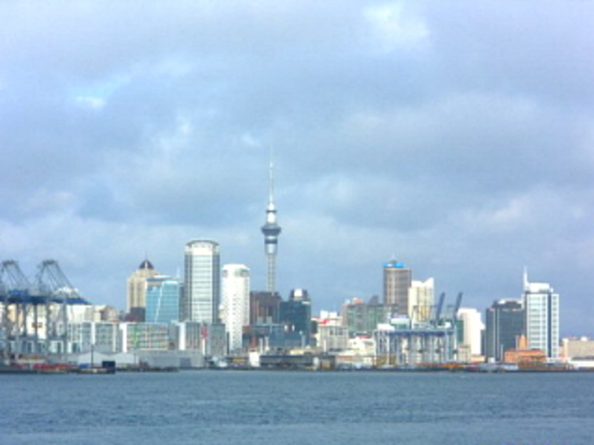 Auckland - great family vacations