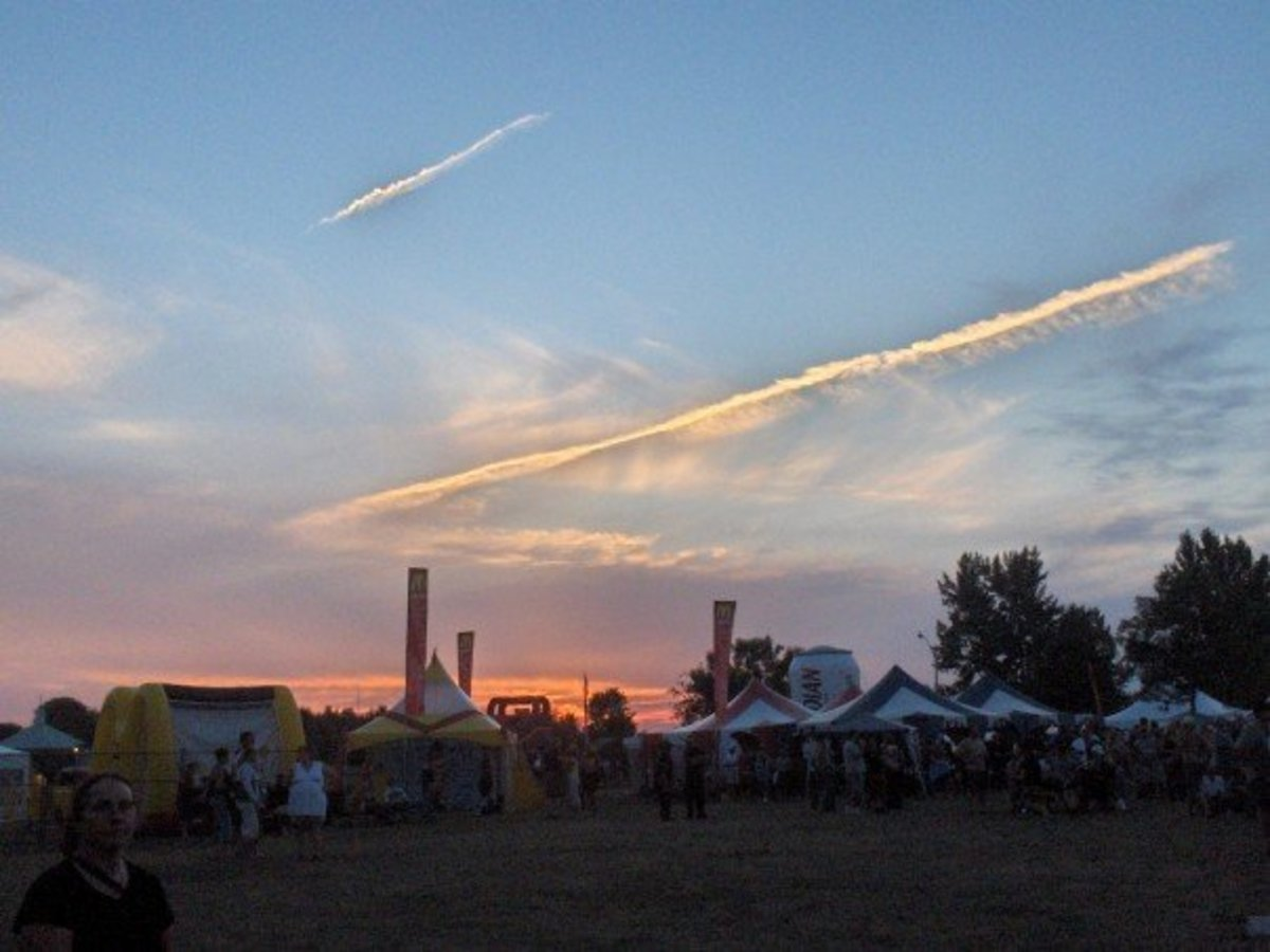 Pembroke Waterfront Festival