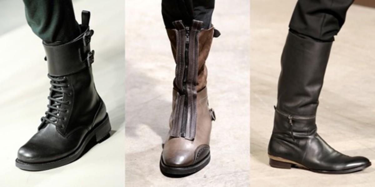 Variety of Women's Biker Boots